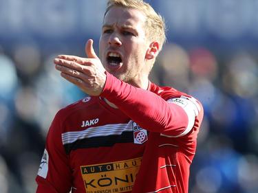 Geht er mit RW Erfurt in die Regionalliga? Kapitän Jens Möckel