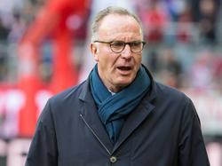 Karl-Heinz Rummenigge fordert Demut vor den kommenden Aufgaben ein