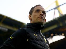 Thomas Tuchel und der BVB konnten das Heimspiel gegen den HSV gewinnen