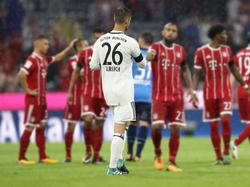 Sven Ulreich blieb gegen Schalke ohne Gegentor