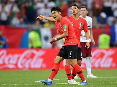 Heung-min Son hofft vor dem letzten Gruppenspiel gegen Deutschland nach wie vor auf ein Weiterkommen