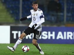 Thomas Müller hat Arne Friedrich in der Anzahl der Länderspiele eingeholt