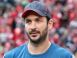 Sandro Schwarz ist seit Anfang der Saison Trainer der 05er