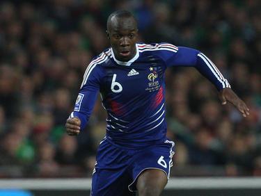Lassana Diarra con la camiseta de la selección francesa. (Foto: Getty)