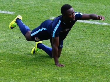Naby Keita ist mit Guinea auf Kurs