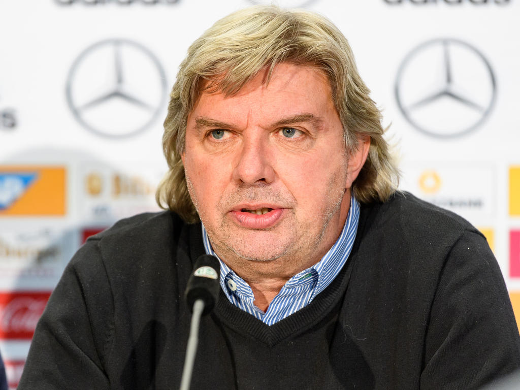 DFB-Vizepräsident Ronny Zimmermann hat die Auer kritisiert