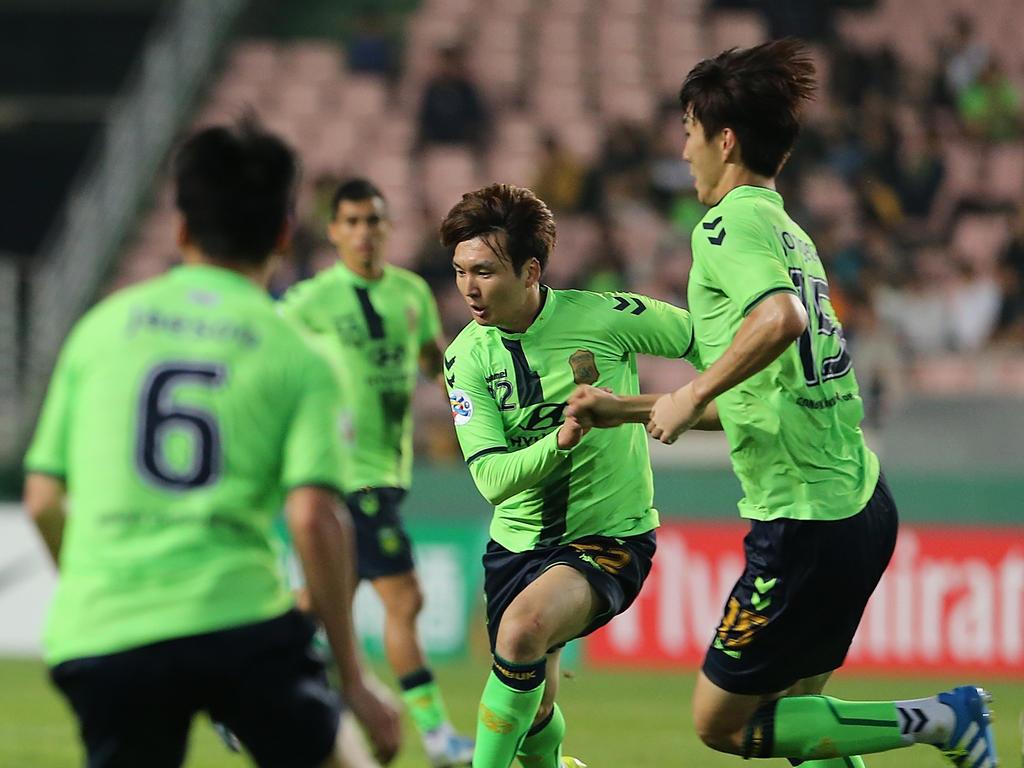Die Spieler von Jeonbuk werden in der nächsten Saison nicht in der asiatischen Königklasse spielen