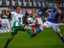 Auch Austria Lustenau konnte den SC Wiener Neustadt nicht stoppen