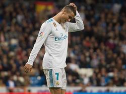 Cristiano, según varios medios, quiere marcharse del Madrid. (Foto: Getty)