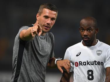 Lukas Podolski bittet die Kölner zum Public Viewing