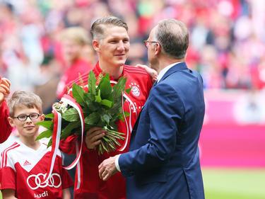Bastian Schweinsteigers Karriere beim FC Bayern endete 2015