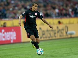 Timothy Chandler hat sich im Spiel gegen den BVB schwer verletzt