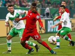 Bayerns Kingsley Coman zählt zu den Nominierten