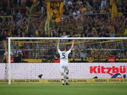 Sven Bender wurde von den BVB-Fans gefeiert