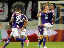 Die Wiener Austria steht in der Gruppenphase der Europa League