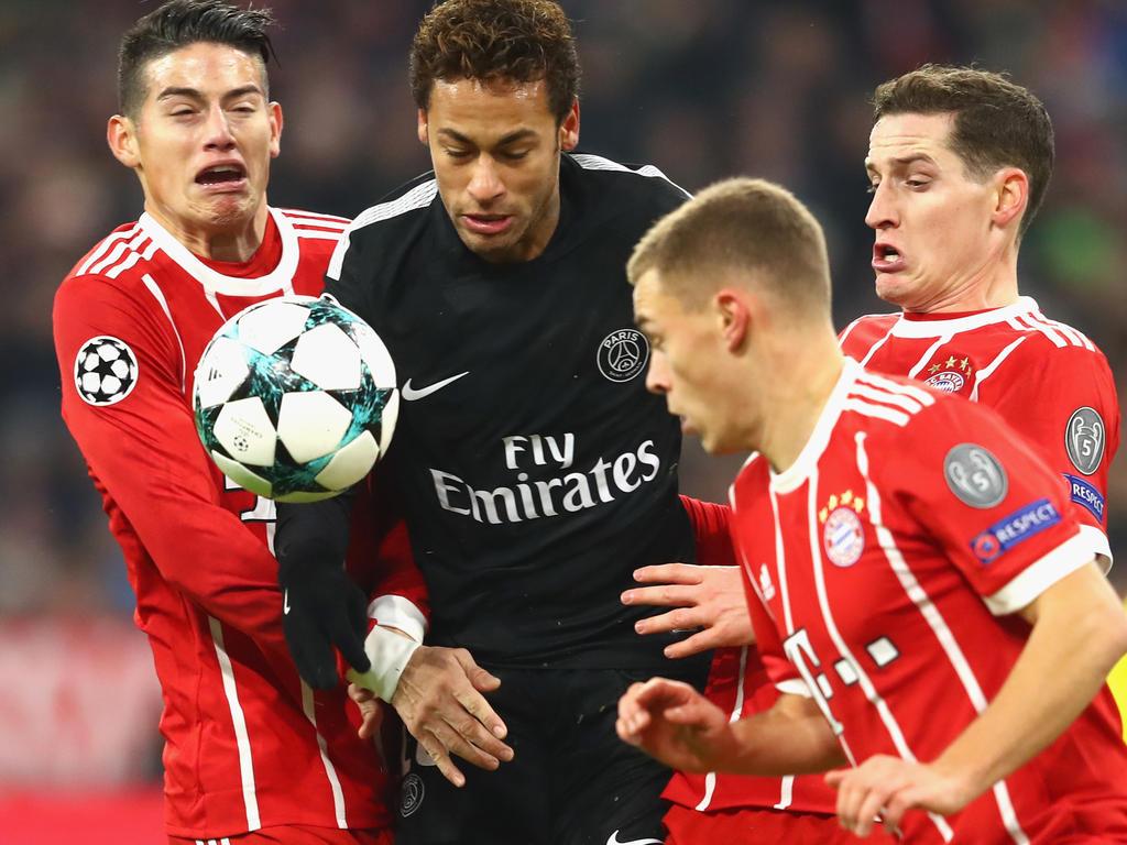 Der FC Bayern München spielte in der Gruppenphase der Königsklasse bereits gegen PSG