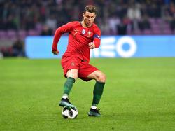 CR7 steht vor seiner vierten WM