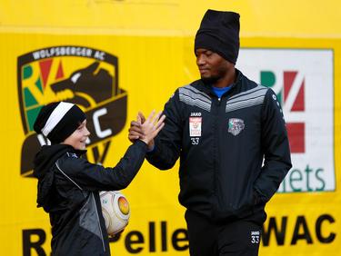 Beim Wolfsberger AC freut man sich über die Rückkehr von Issiaka Ouédraogo