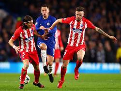El Atlético ha quedado penalizado por empatar sus dos duelos con el Qarabag. (Foto: Getty)