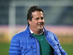 Der SV Grödig von Manager Christian Haas würde in der Eliteliga Salzburg spielen