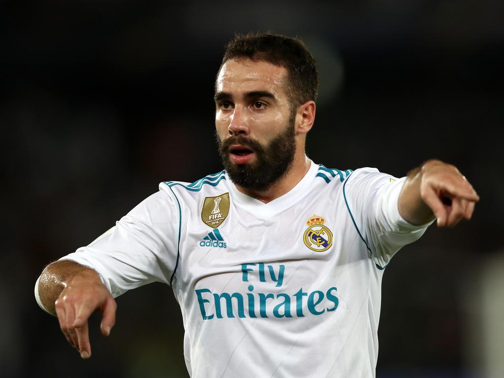 Dani Carvajal fehlt Real im Hinspiel gegen Paris