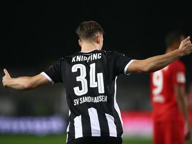 Tim Knippings Vertrag verlängert sich um ein Jahr