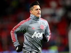 Bei Manchester United bislang gefloppt: Alexis Sánchez