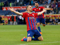KFC Uerdingen schlägt Waldhof Mannheim in der Drittliga-Relegation