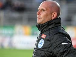 Der Floridsdorfer AC hat sich von seinem Trainer Franz Maresch getrennt.