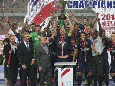Frankreichs Supercup wurde zuletzt schon in China und Kanada ausgetragen