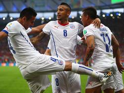 Arturo Vidal ist von seiner Mannschaft überzeugt