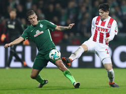 """Der 1. FC Köln verliert sein nächstes """"Endspiel"""" bei Werder Bremen"""