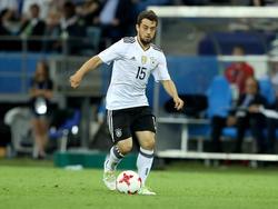 Nationalspieler Amin Younes wechselt wohl zum VfL Wolfsburg