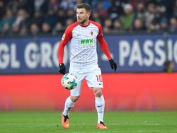 Stützt die Aussagen von Weltmeister Per Mertesacker: FCA-Kapitän Daniel Baier