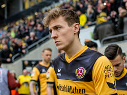 Wechselt von Dynamo Dresden zum 1. FC Köln: Niklas Hauptmann