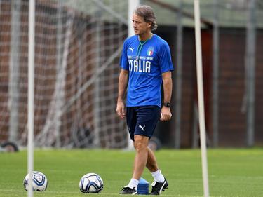 Roberto Mancini soll die Squadra Azzurra zurück zu alter Stärke führen