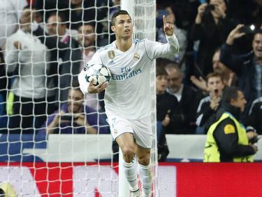Cristiano Ronaldo war wieder mal der Matchwinner für Real Madrid