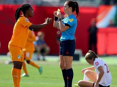 Coulibaly vio tarjeta amarilla en la derrota de Costa de Marfil ante Noruega. (Foto: Getty)