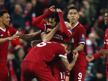 Der FC Liverpool hat das Halbfinal-Hinspiel gegen Rom gewonnen