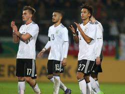 Maximilian Philipp und Thilo Kehrer könnten auf dem WM-Zug aufspringen