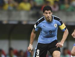 """Uruguays Starspieler Luis Suarez will das image des """"Beißers"""" ablegen"""