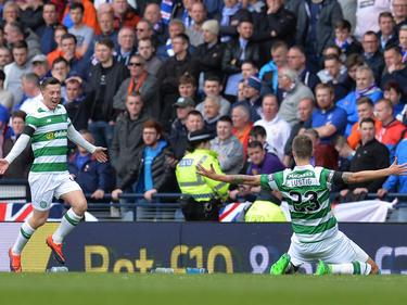 Celtic durfte gleich zwei Mal gegen den großen Rivalen jubeln