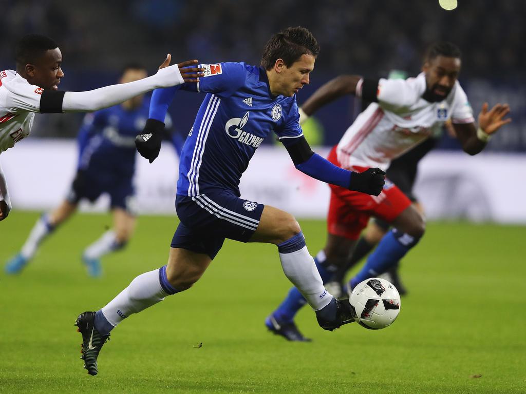 Yevhen Konoplyanka wird wohl weiter zum Kader von Schalke 04 gehören