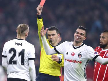 Die Rote Karte war der Knackpunkt des Spiels