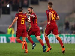 La Roma lucirá nuevo patrocinador el año próximo. (Foto: Getty)