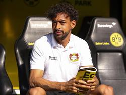 Karim Bellarabi steht Leverkusen wohl im Spiel gegen den VfB Stuttgart wieder zur Verfügung