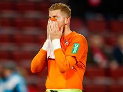 Timo Horn verlor mit dem 1. FC Köln