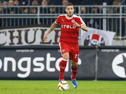 Sercan Sararer wird nicht mehr für Fortuna Düsseldorf auflaufen