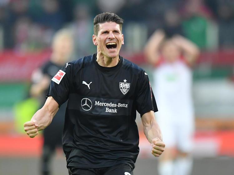 Ist beim VfB unverzichtbar: Mario Gomez