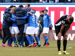 Hansa Rostock darf weiter von Zweitligarückkehr träumen